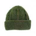 Bonnet tricoté lucie