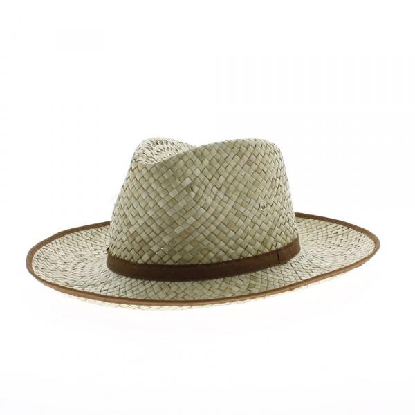 Chapeau de jardin paille naturelle id al pour la jardinage traclet - Acheter de la paille pour jardin ...