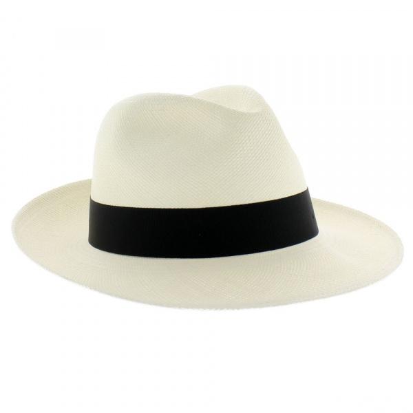 Chapeau Panama femme classique
