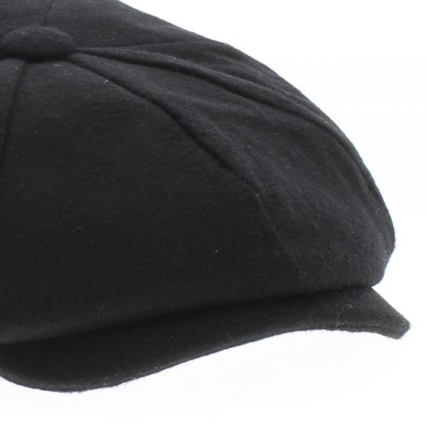 Casquette homme arnold noir