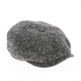 Casquette hatteras tweed stetson