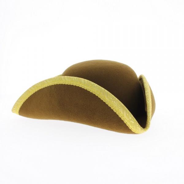 chapeau Aristocrate marron