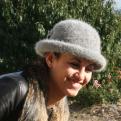 Chapeau angora