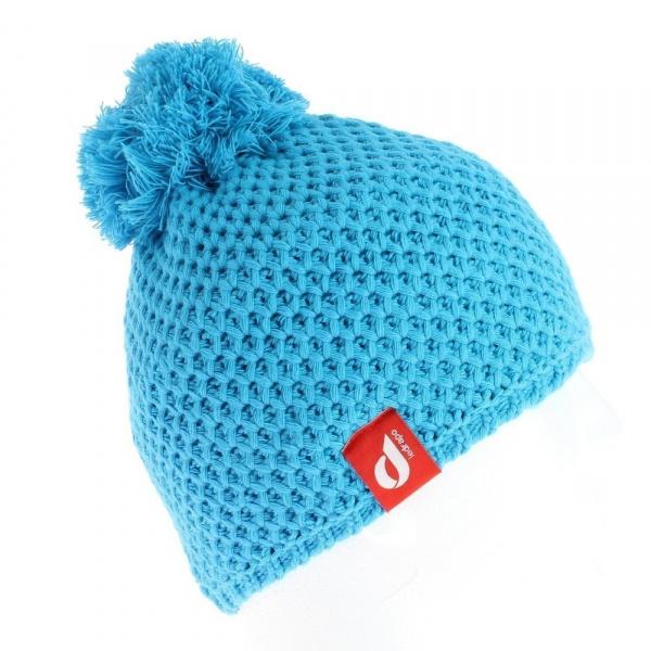 Bonnet Le Drapo turquoise