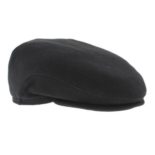 Casquette homme cache-oreilles  Noir - Traclet