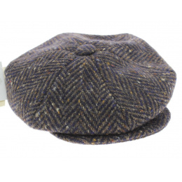 Casquette Irlandaise - Herringbone Newsboy Collection Jonathan R