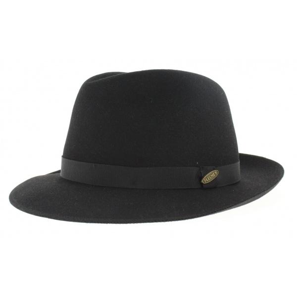 Chapeau flechet feutre pliable