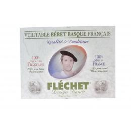 Flower beret
