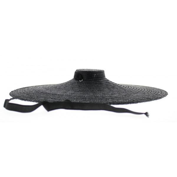 Chapeau Niçois Noir