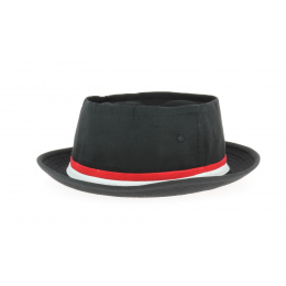 Chapeau Rollup par Broner noir