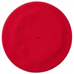 Orange beret