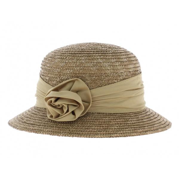 Hat Cloche Straw