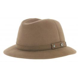 chapeau Borsalino Bord baissé - Feutre pliable