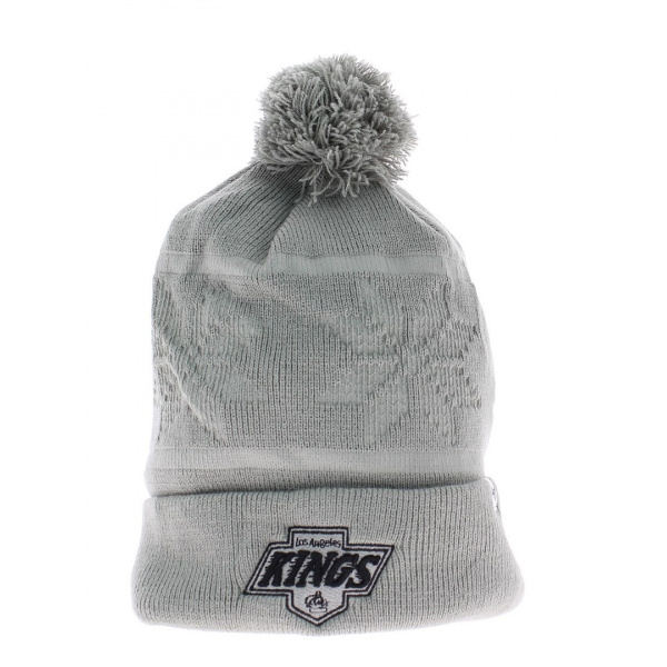 Los Angeles Kings Vintage Long Pompom Cap