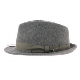 Chapeau gris Wynn Bailey Trilby