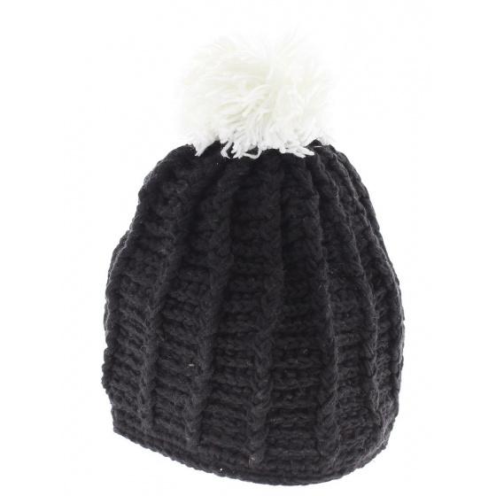 Bonnet SKI Noir