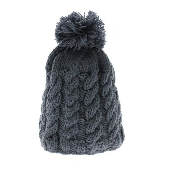 Bonnet capcho saki gris