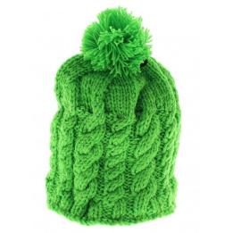 Bonnet capcho saki vert
