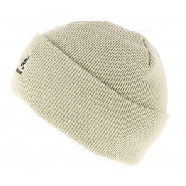 Bonnet Kangol hiver beige
