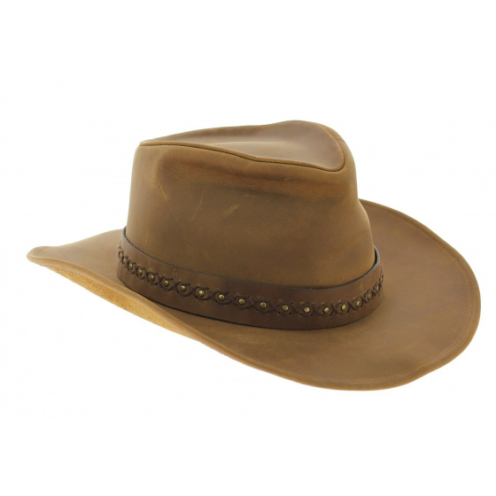 Chapeau cuir Greasewood Stetson