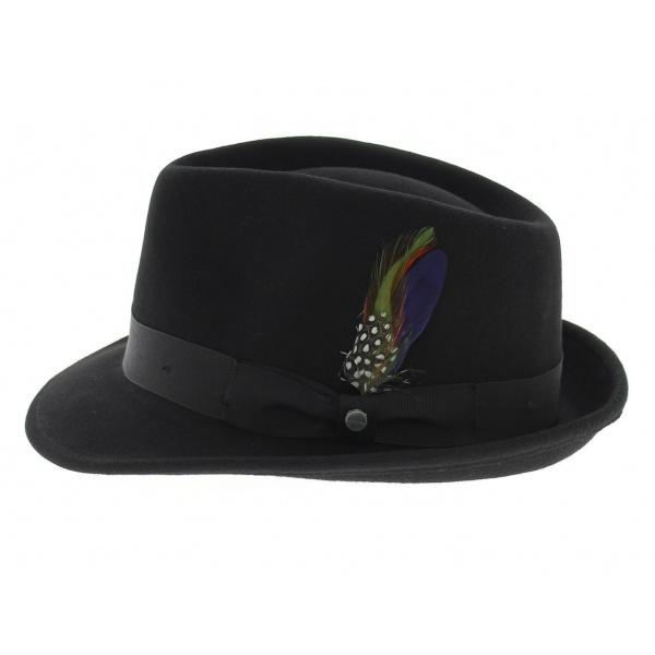 bafab22c5 Elkader Trilby Stetson hat
