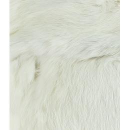 Chapka Lapin blanche