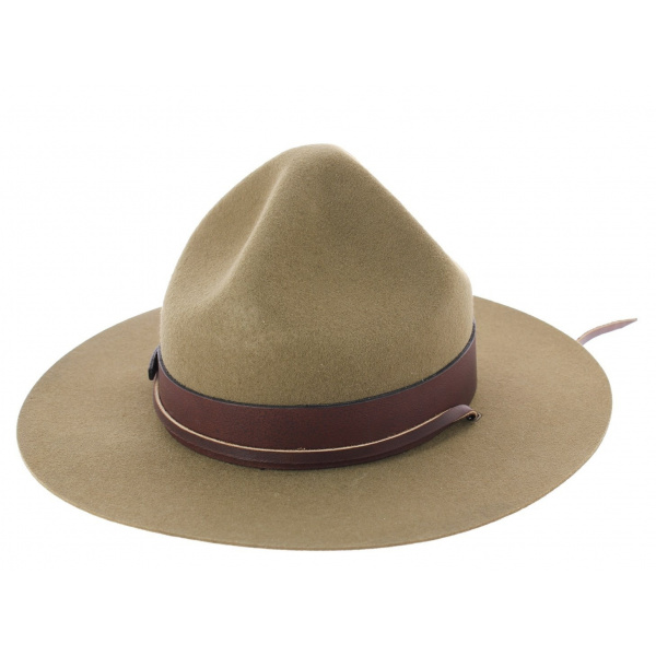 Mountie hat