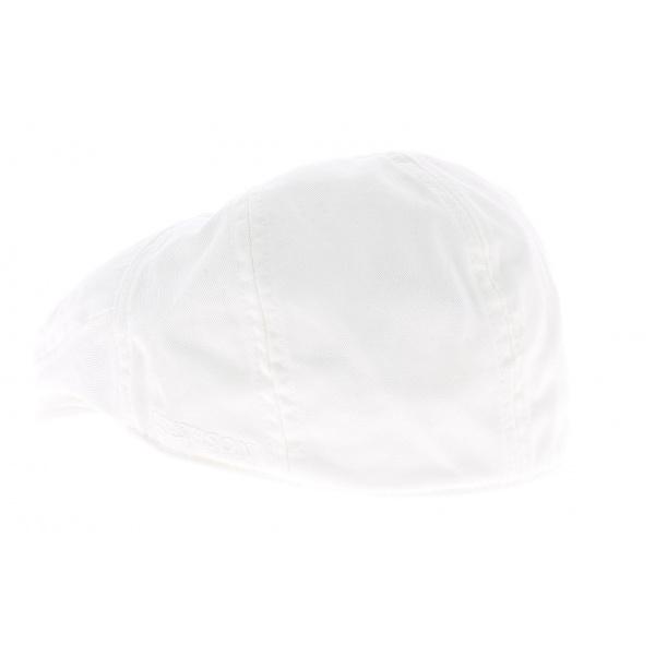 Casquette Paradise blanche stetson