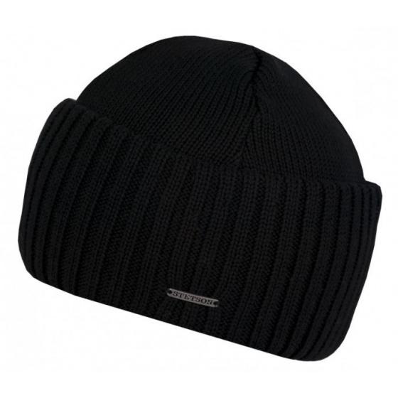 Northport Stetson Hat - Black