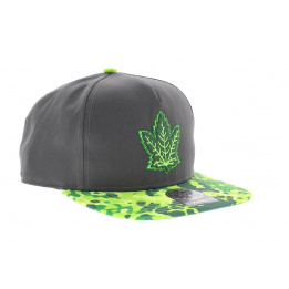 Strapback Toronto Maple Leafs Anthracite - 47