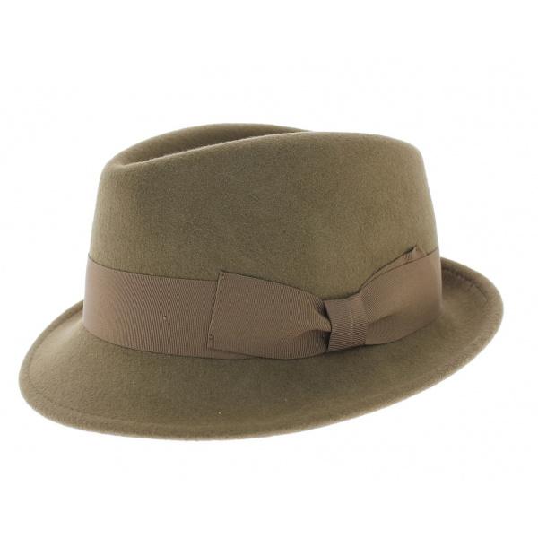 c6a61f6e283ff chapeau trilby benoit - boutique de chapeaux