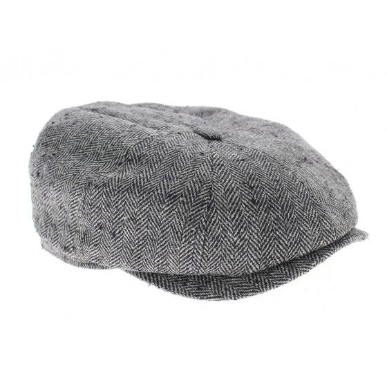 Summer silk hatteras cap Stetson Gowanus