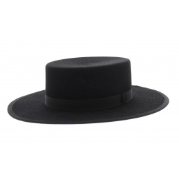 Cordobes hat - Zorro Feutre Laine - Traclet