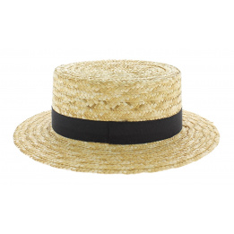 French Canoeist Natural Straw - Traclet
