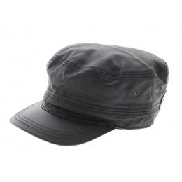 Cuban leather cap - Booster