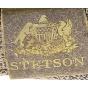 Ikpek Antique Leather Stetson Cap