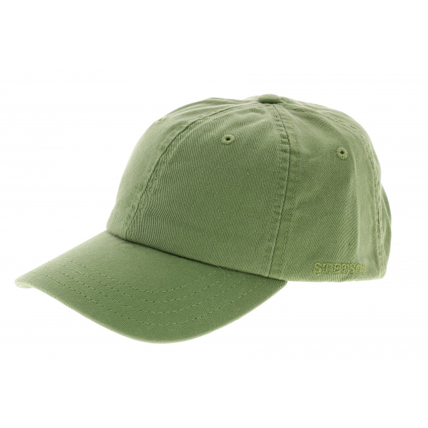 Stetson cap - Rector washed cotton ... f14260bfd51