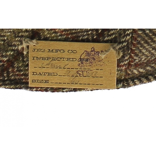 Casquette Bandera Woolrich - Marron