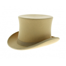 Chapeau Haut de forme naturel
