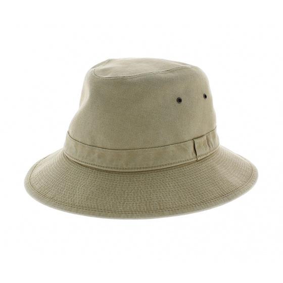 Safari hat Chad neck cover - Crambes