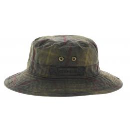 Atkins Wax Tartan Hat
