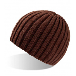 Bonnet Style Graig David - Marron