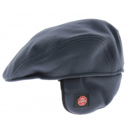 Casquette mistral Sestrieres grise made in france