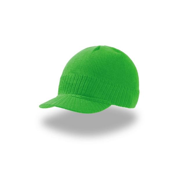 Bonnet casquette enfant - Walker vert