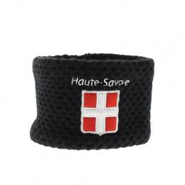 Bandeau Noir Le Drapo Haute Savoie
