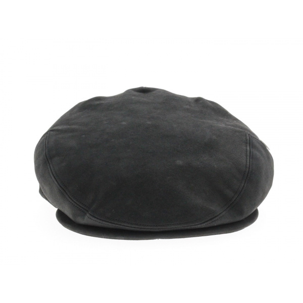 Villerest leather cap