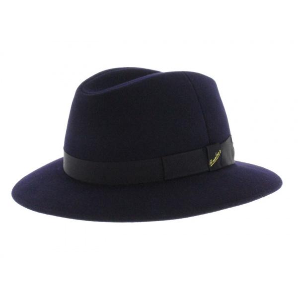 Chapeau Borsalino Feutre pliable