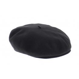 Béret casquette noir - Manufacture de Bérets