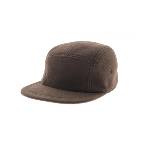 Brown Sadie Cap