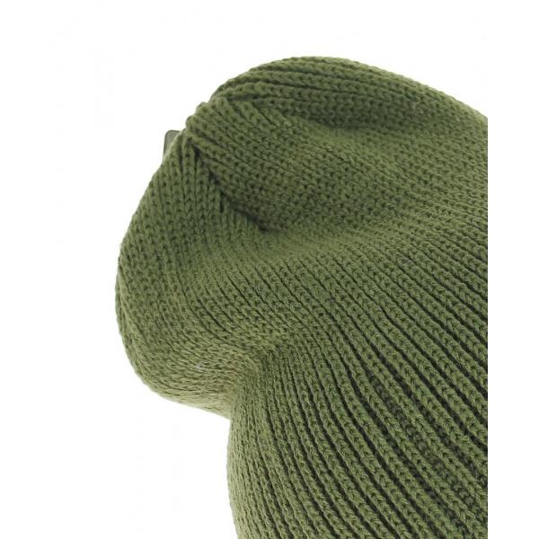Bonnet The Frena olive - Coal